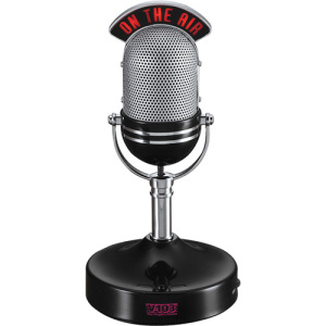 On-The-Air Desktop Speaker and Microphone