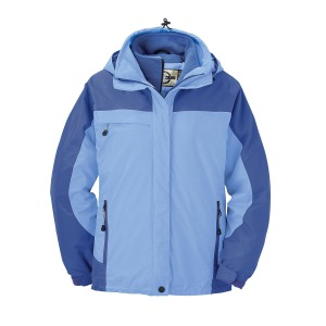 LADIES' 3-IN-1 MID-LENGTH JACKET