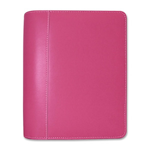 Franklin covey eco friendly meridian leather binder fdp35908 for Franklin covey business card holder